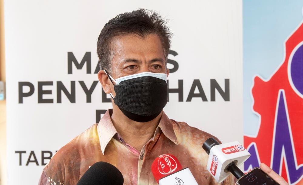 Kelantan State Health Department (JKNK) director Datuk Dr Zaini Hussin. BERNAMApix